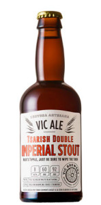 Tsarish Doubl Imperial Stout